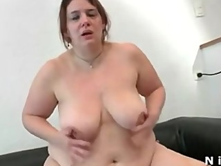 BBW french slut hard anal fucked and..