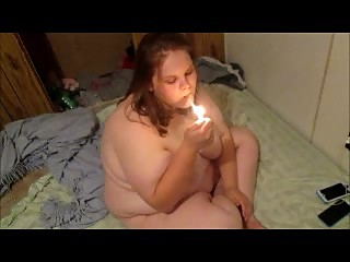 Mom and son smoking doggy style sex with..