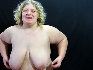 Russian mature milf with big..
