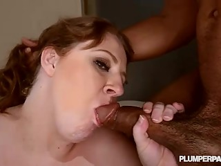 BBW Legend Sapphire Tans and Gets Fucked..