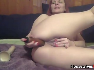 Anal naughty old missy with lot..