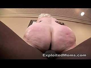 Thick BBW Mature Ass Lady Cricket from..
