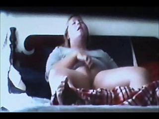 spycam bbw mom have intense orgasm must..