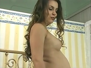 Beautiful Pregnant Mom 9